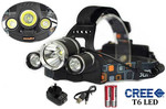 Boruit Rechargeable Headlamp $23.96 Shipped from OzStock