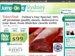 1/2 off Meat @ Ibutcher (Sydney) $99
