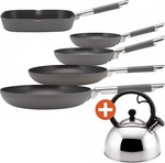 RACO Professional Choice Frypan Pack + Kettle - $109 + Free Shipping (Was $339.75)