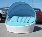 White Wicker Daybed $599, down from $999 @ Direct Outdoor Furniture Perth