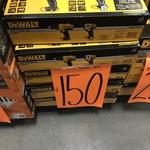 Dewalt 18V Li-Ion 2 Piece Cordless Drill + Impact Driver Kit $150 (Was $229) @ Bunnings