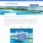 Win a Luxurious Maldives Escape for 2 Worth $5,616 from Ignite Holidays