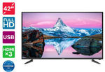 "Kogan 42"" LED TV (Series 7 QF7000) $279.23 Shipped from Kogan eBay"