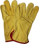 Craftright Leather Riggers Gloves $2.45 (Was $7.90), Clear Safety Specs $1.90 @ Bunnings