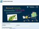 AMEX Offer Spend $250 Get $50 Wish Gift Card