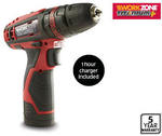 ALDI - 12V Cordless Drill with Hammer Action $49.99