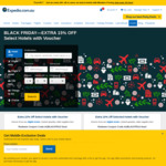 Expedia Black Friday 15% off Hotels & $100 off $1,000 Package