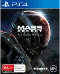 [PS4] Mass Effect Andromeda $20 in Store/ $25 Delivered @ BigW