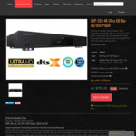 Oppo UDP-203 4K Blu-Ray Player $759.20 Delivered @ Klapp Audio Visual