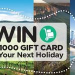 Win 1 of 17 $1,000 Flight Centre Gift Cards from APN Newspapers [NSW/NT/QLD]