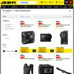 [In-Store] Nikon KeyMission Backpack $19.50 | 80 Video Action Camera $199 | 360° 4K Video $249 & More @ JB Hi-Fi