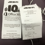 $10 off Microsoft Office 365 (In Stores) with Purchase of Selected Computers, Tablets or Smart Speakers @ JB Hi-Fi