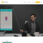 DokiWatch S (3G Cellular Watch + Amazon Alexa) $159.20 USD ($213.51 AUD) from Doki.com (CH)