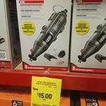 [NSW] Ozito 120W Rotary Tool + Sharpening Kit $15 (Was $20) @ Bunnings Alexandria