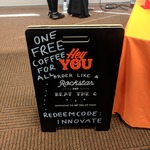 HeyYou Free Coffee (Today Only)