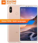 """Xiaomi Mi Max 3 4GB 64GB 6.9"""" (Pink/Black) US $309.99 / AUD $423.70 - US $315.99 / AUD $431.90 @ AliExpress"""