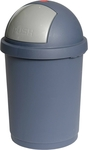 Willow 25L Blue Bullet Rubbish Bin $13.90 (Was $20, Officeworks Price Beat $13.20) | 15L $10.40 @ Bunnings
