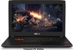 [Refurbished] Asus ROG GL502VM Gaming Laptop i7-6700 GTX1060 16GB RAM 128GB SSD 1TB $1359.20 Delivered @ Treasure PC eBay