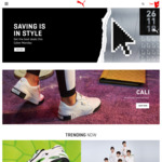 40% off Everything Sitewide @ PUMA (Includes Clearance)