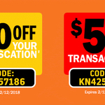 Free $10 and $5 Voucher Codes @ Video Ezy Express Kiosks