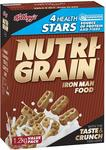 Kellogg's Nutri Grain 1200 Grams X 4 Pack $17.88 (+ Delivery/Free for Prime Members) @ Amazon AU