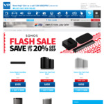 20% off Sonos at VideoPro