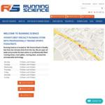 10% off Gift Vouchers @ Running Science Sydney (Online & in-Store)