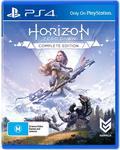 [PS4] Horizon Zero Dawn - Complete Edition $34.99 + Delivery (Free with Prime/ $49 Spend) @ Amazon AU