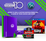 Win a Colorware Customised PS4 Pro Bundle Worth Over $600 or 1 of 2 KontrolFreek Prize Packs from Xclusive Ace