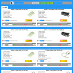Cable Ties, Various Sizes and Pricing (100 Pack $0.15) + Shipping @ Rockby Electronics