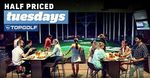 [QLD] $25 before 5pm, $35 after 5pm, Per Hour, Per Bay on Tuesdays @ Topgolf Gold Coast (50% off Normal Rates) + More