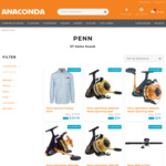 Penn Spinfisher 650,750,850 950SSM Spinning Reel $69 (Was $109) + $9.99 Delivery @ Anaconda (Free Club Membership Required)