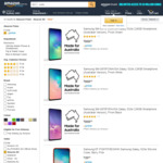 Samsung Galaxy S10e 128GB $888 Delivered @ Amazon AU ($843.60 w/ OW Price Match)