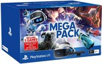 PlayStation VR Mega Pack Bundle $299 Pickup @ BIG W
