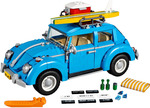 LEGO Creator Volkswagen Beetle (10252) $89 Delivered @ Kogan