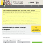 [VIC] Get $50 Cheque When You Use The Victorian Energy Compare Website to Compare Provider Offers (1 Per Household)