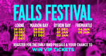 Win 1 of 10 x VIP Double Passes from Falls Festival