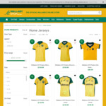 20% off Rugby Australia RWC 2019 ($127.99) + 2018/2019 Jerseys ($127.99) + Selected Accessories @ Rugby Australia
