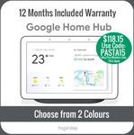 [eBay Plus] Google Home Hub $118.15 Delivered @ Frugal Shop eBay