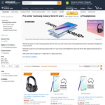 [Pre Order] Samsung Galaxy Note10/10+ $1399/$1599 (Save $100) & Receive Bonus AKG Wireless Headphones (RRP $499) @ Amazon AU