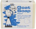 2x Goat Soap 100g $1.49 (by Stacking Half Price & 2-for-1 Offers), $0 C&C /+ Delivery @ Chemist Warehouse