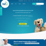 $150 Cash Card When Joining or Switching to HIF Health Insurance
