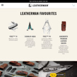 Leatherman: Free Monarch 6 Torch with Orders of $50 or More