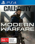 [eBay Plus, PS4, XB1] Call of Duty Modern Warfare Pre-Order $49 Delivered @ The Gamesmen eBay