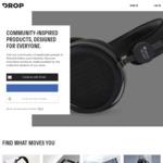 HiFIMAN HE4XX Planar Magnetic Headphones ~$212.55AU ($145.25 US) Delivered @ Drop.com