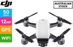 DJI Spark Mini Drone - Alpine White $399 + Delivery (Free with Club Catch) @ Catch