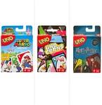 ½ Price - Uno Licensed Cards (Super Mario, Harry Potter, Uno Corns) $5 + Delivery ($0 C&C) @ BIG W
