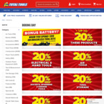 20% off Ladders and More @ Total Tools