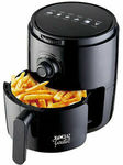 Kitchen Couture Air Fryer Healthy Food No Oil Cooking Recipe 3.4L Capacity Black $53.30 Delivered @ eBay Grouptwowarehouse