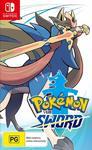 [Switch] Pokémon Sword or Shield $65 Delivered @ Amazon AU